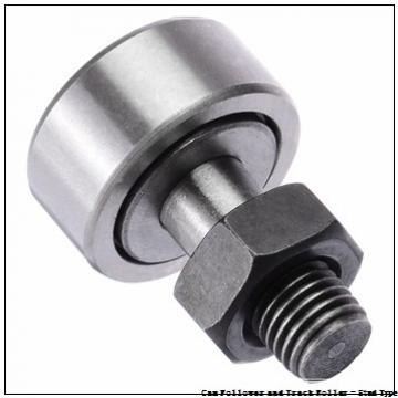 IKO CR12VBR  Cam Follower and Track Roller - Stud Type