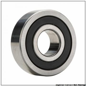 40 mm x 80 mm x 18 mm  FAG 7208-B-2RS-TVP  Angular Contact Ball Bearings