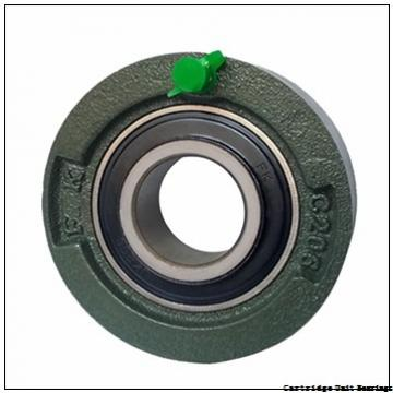 QM INDUSTRIES QMMC18J090SB  Cartridge Unit Bearings
