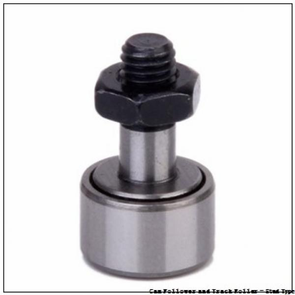 IKO CR10B  Cam Follower and Track Roller - Stud Type #3 image